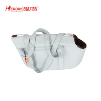 New Pet Products Soft pv fleece dog carrier bag