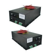 220v dc output co2 industrial laser power supply 150w for laser cutting machine