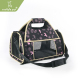 Classic Trilobita Fabric Portable Dog Travel Bag Premium Folding Pet Carrier Cage