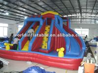2014 exciting inflatable water slide for sale
