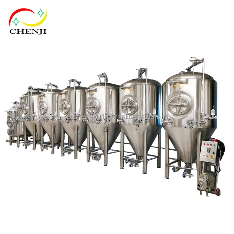 draft beer brewing system 300L-1000L Micro Brewery,malt mill for beer,