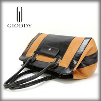Fashion real oe leather handbags