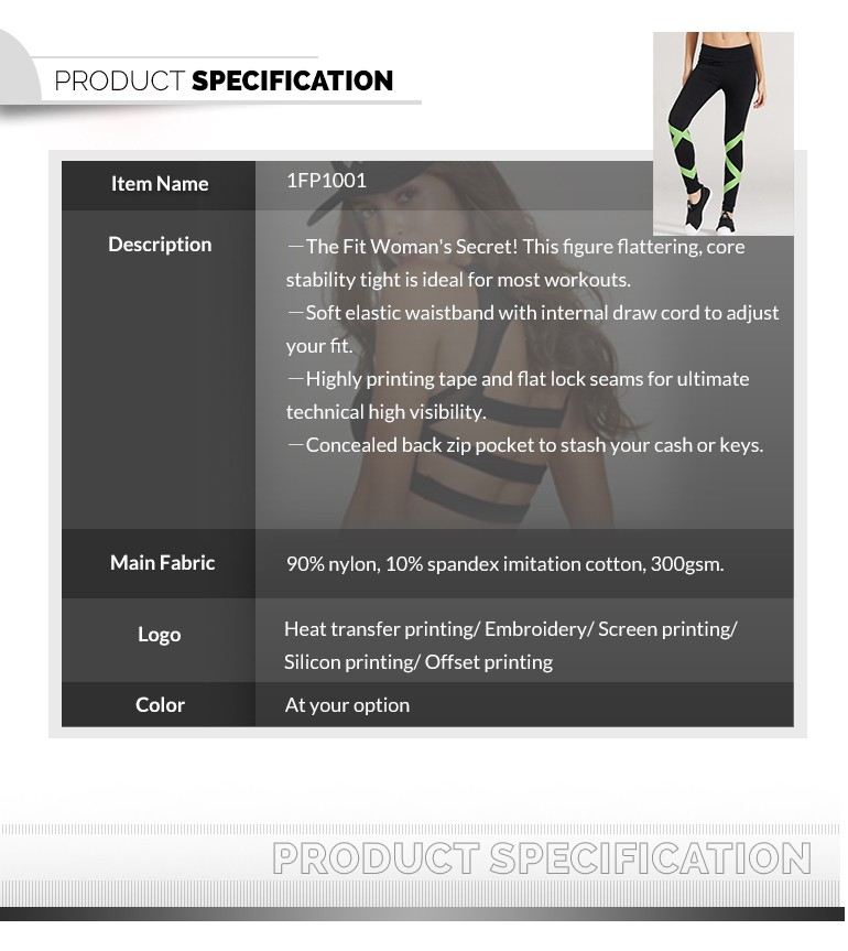 2017 Activewear Dry Fit Special Print Sexy Fitness Gym Sports Yoga Leggings Women Workout Clothing
