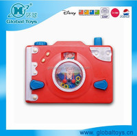 HQ7968 water game click camera with EN71 standard for promotion toy