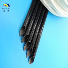 Glass fiber sleeving Flame retardant cable fiber cable protect tube