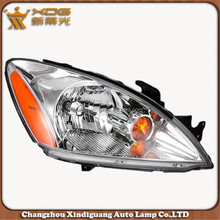 New Passenger Halogen Headlight Headlamp w Clear Lens Assembly DOT 04-07 Lancer