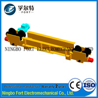 UX5-15 High-quality ISO Certification European Style Suspension Crane End Beam
