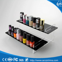 Wholesale hand made manufacturer Modern type acrylic portable retail display rack