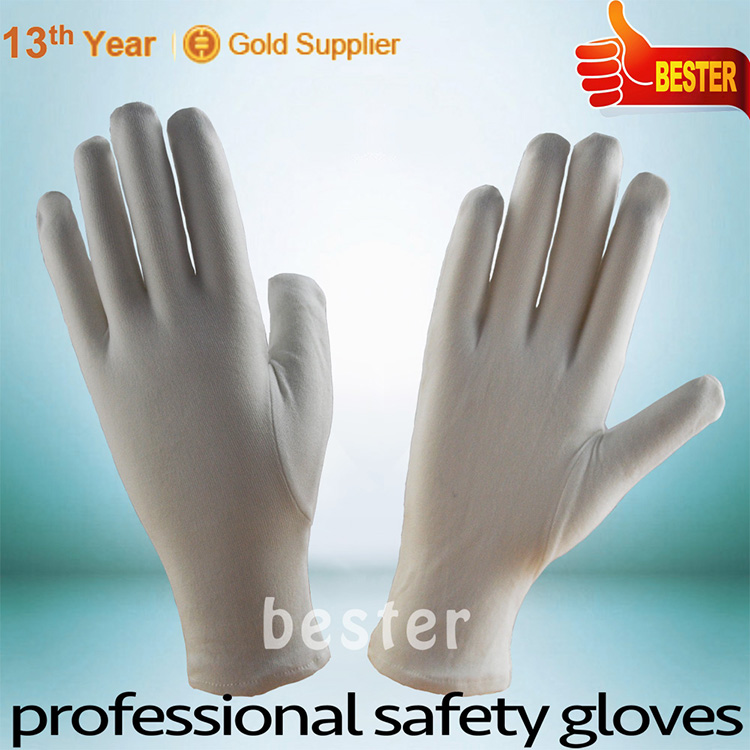 New Hot Fashion top sell anti-static fiber gloves