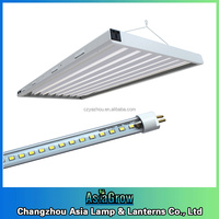 plant growing light 36W LED white 8 bulbs