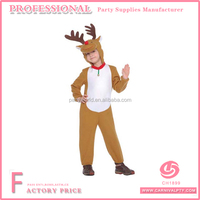 Children Christmas Reindeer Costume