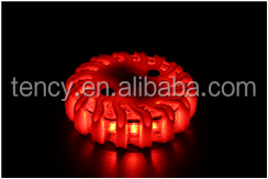 Super bright rechargeable road flare lights,LED flare traffic warning light,power flare safety emergency flash Lights