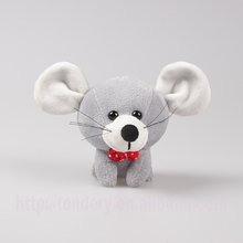 11cm minnie grey mouse plush stuffed soft toys