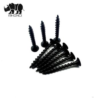 final price  Black phosphated bugle head  oxidir drywall screw