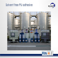 solvent free polyurethane adhesive for flexible packaging