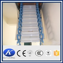 home use magnesium-titanium alloy retractable stairs