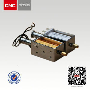 for circuit breaker and switchgear solenoid coil plunger