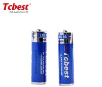 1.5 dry battery for inverters, mouse, keyboard lr6 aa, Tcbest/OEM welcomed alkaline battery/