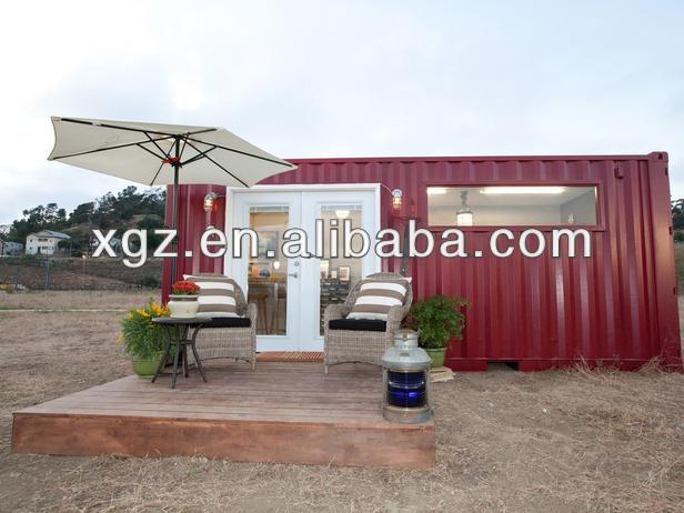 Luxury Container Villa, Modular Container House