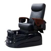 Chair massage spa pedicure furniture for hair and nail salon