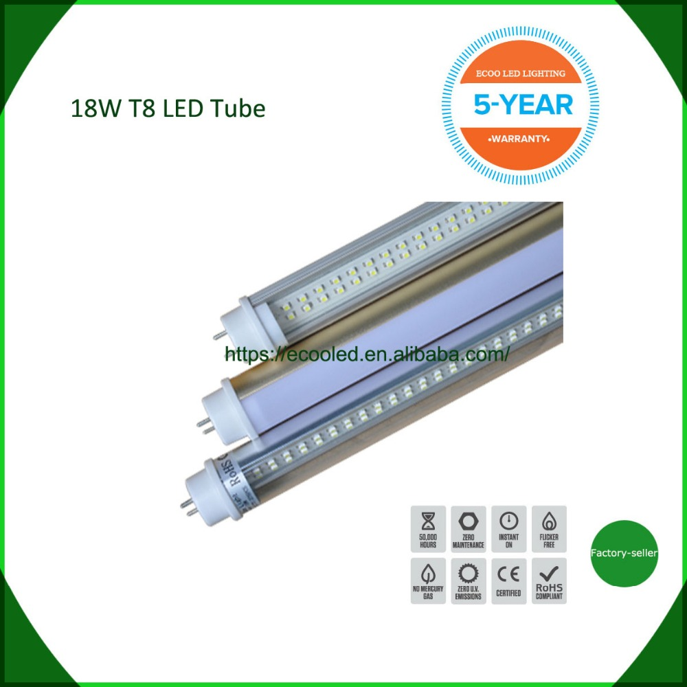 AC85-265V 10w 600mm price led tube light t8