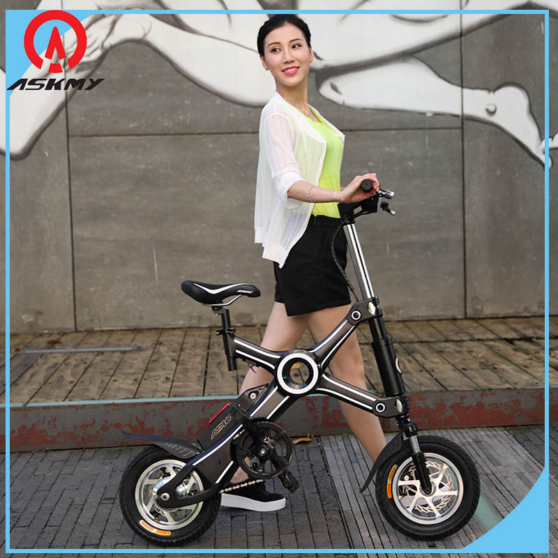 High Quality 36V 250W Electric Bicycle Motor Ebike Brushless Gearless Motor Folding electric bike e-bike