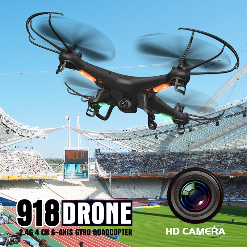 FQ777-918C 720P Pixel Drone with HD Camera