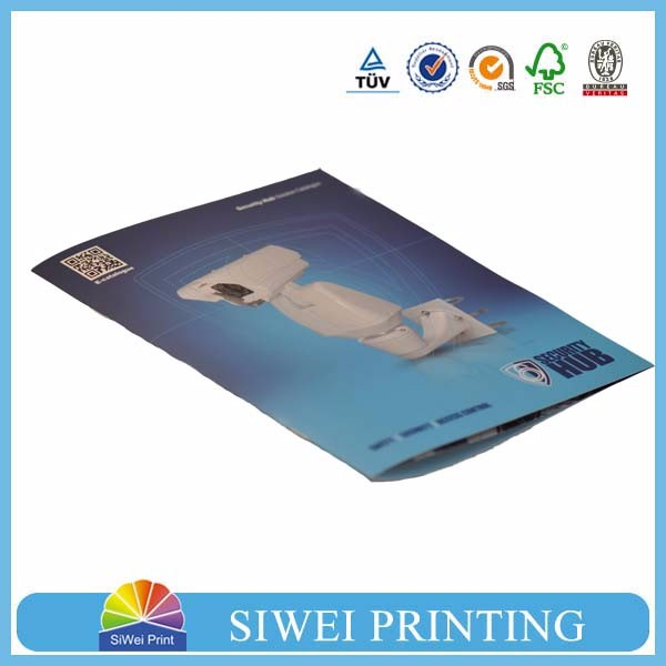 2016 Custom Catalogue/Magazine/ Booklet printing,cheap brochure,brochure printing service