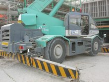 Used Kobelco RT Crane