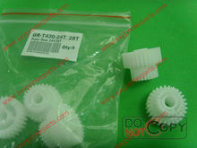 Lower pressure roller gear for Lexmark T430,GR-T430-24/28T