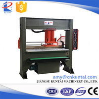 Travelling Head Hydraulic Press Machine for Sole