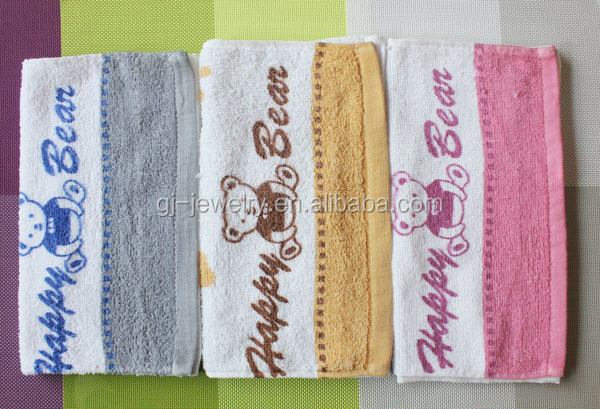 Promotional gift cotton fabric wholesale turkish towel