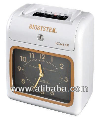 TIME CLOCK (OFFICE USE - iCLOCK 4A)
