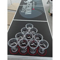 8 FEET PORTABLE BEER PONG GAME TABLE PUB