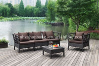 Chinese Style Ratan Garden Furniture HB41.9396