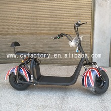 Fashion fat tire motorcycle citycoo electric scooter,removable battery+double seat with back rest adult electric motorcycle