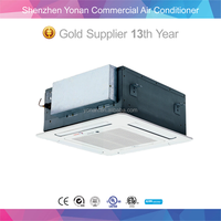 retail/wholesale high quality commercial air conditioner,four-way cassette,energy saving,unique design