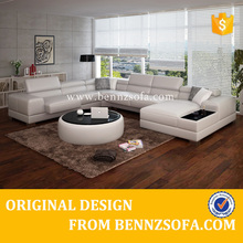 hotel lobby leather sofa set