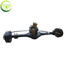 tricycle/trike chassis parts rear differential/diff rear axle