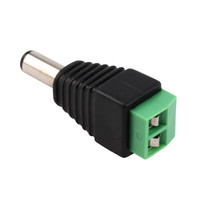 D2V Plug Adapter Connector Male For