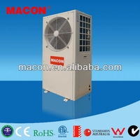 Macon air source heat pump water heater system,all climate heat pump