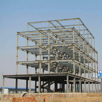 Cheap Industrial Steel Structure Building Prefabricated Hall