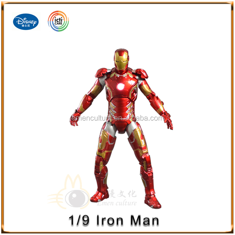 Custom Avenger Figure 1/6 Action Iron Figure