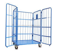 factory direct wholesale folding warehouse wagon cart