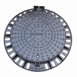 Custom Best Price Sand Casting Cast Iron Manhole Cover With Frame
