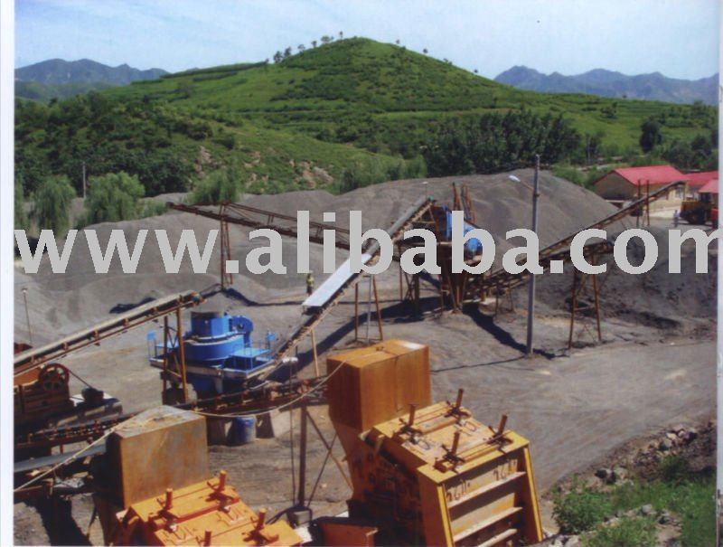 Aggregate & Sand Making Plant Machines