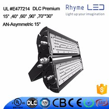 100w led flood light with motion sensor IP65 waterproof outdoor used