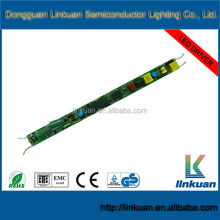 UL FCC ROHS t8 isolated led tube driver led tube light driver 25w constant current dimmable led driver