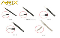 Customer Label High Quality Stainless Steel Straight Tweezer