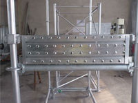 Durable And Strong Galvanized Catwalk For Scaffolding